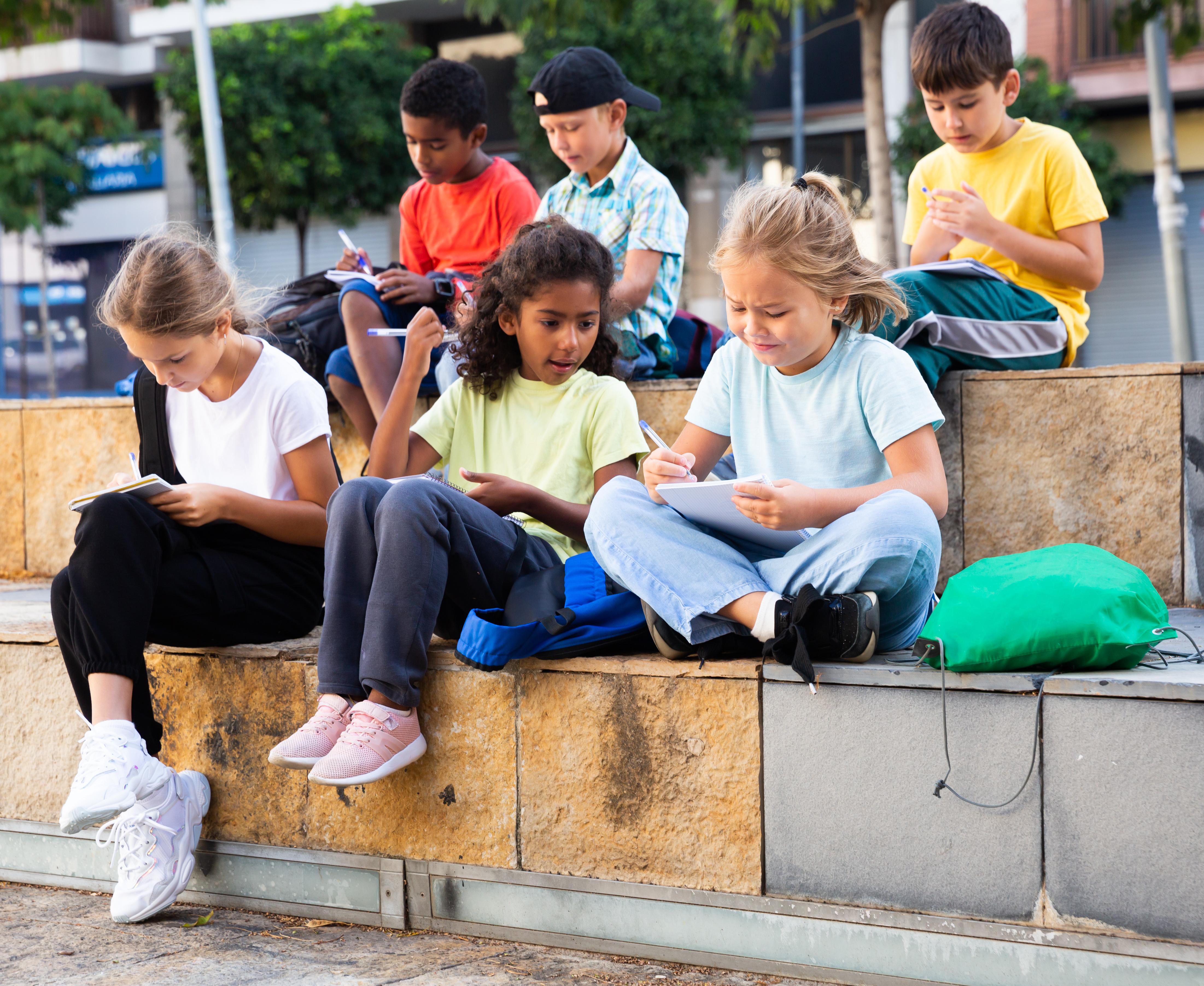 Barn og unges tekstspraksiser på fritiden